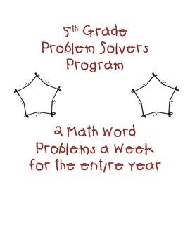 Math Problem Solvers Program