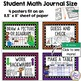 Math Problem Solving Strategy Posters for Grades 3-5 in Color & BW