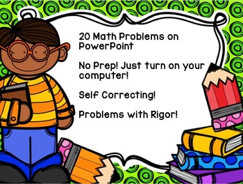 Math Problem Solving Addition and Subtraction Within 10
