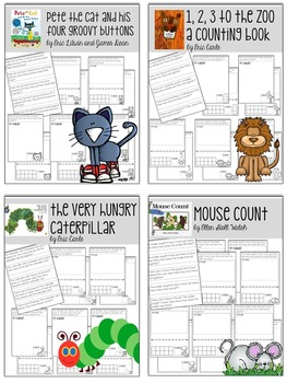 Math Problem Solving: Beginning With Favorite Characters