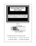 Math Problem Solving-Charts and Graphs 2