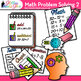 Math Problem Solving Clip Art | 4 Steps: Understand, Devise, Carry Out, Check 2