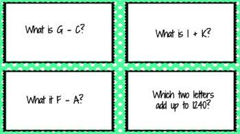 Math Problem Solving - Collaborative Activity - Place Value (Aligns CCSS)
