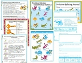 Math Intervention Problem-Solving Essentials Bundle