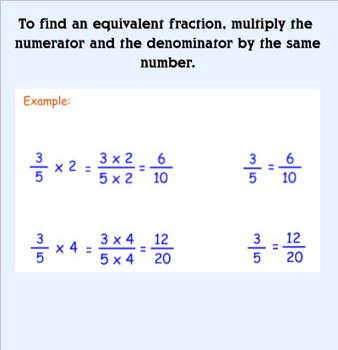 Math Problem Solving Fractions
