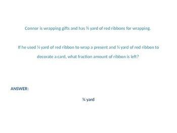 Math Problem Solving (Grade 4)
