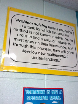 Math Problem-Solving Plan