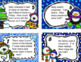 Winter Addition Subtraction Word Problem Games and Activities