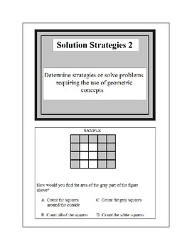 Math Problem Solving-Solution Strategies 2-1