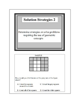 Math Problem Solving-Solution Strategies 2-2