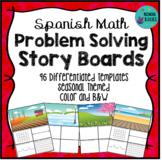 Math Problem Solving Storyboards