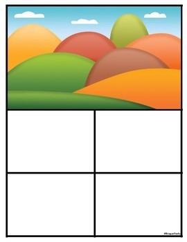 Math Problem Solving Story Boards