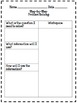 Math Problem Solving Strategies Posters and Worksheets