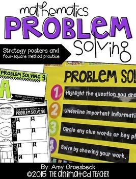 Math Problem Solving Strategy