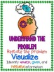 FREEBIE Math Problem Solving Subway Art Posters Grades 3-6 FREE