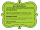 Math Problem Solving Task Cards Fall Version
