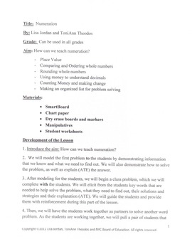 Math Problem Solving Worksheets - How to write a mathemati