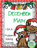 Math Problem Solving for December 1.OA.1