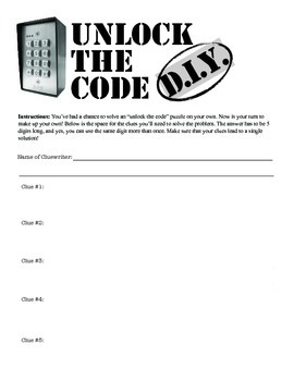 Math Problem Solving with Rigor: Unlock the Code