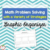 Math Problem Solving with a Variety of Strategies Graphic