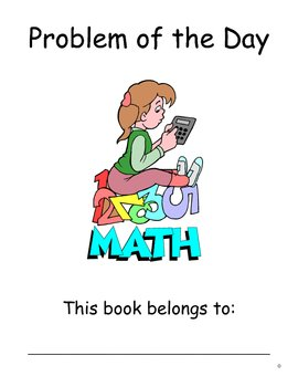 Math Problem of the Day Book