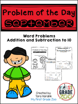 Math Problem of the Day - September