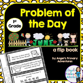 Math Problem of the Day for First Grade:  June