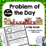 Math Problem of the Day for Second Grade:  December