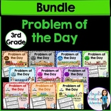 Math Problem of the Day for Third Grade:  THE BUNDLE