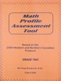 Math Profile Assessment Tool -- Grade 2