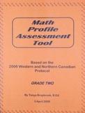 Math Profile Assessment Tool -- Grade 2