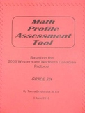 Math Profile Assessment Tool -- Grade 6