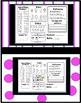 Math Progress Monitoring Assessment Sheet