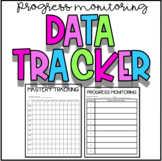 Progress Monitoring/Data Tracking Resource