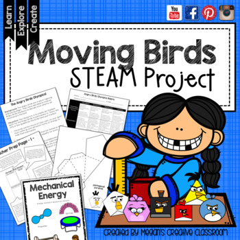 Math Project: STEM Challenge Angry Birds Olympics
