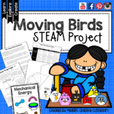 Moving Birds Tournament - Math STEM Project 3D Solids Winter 2018