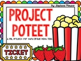 Math Project Based Learning Carnival Design