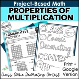 Math Project-Based Learning: Properties of Multiplication