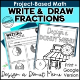 Math Project-Based Learning: Understand, Write & Partition