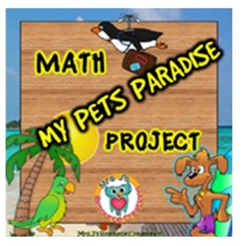 Math Projects - Project based learning Bundle