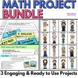 Math Project Bundle