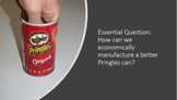 Math Project - Design a Better Pringles Can