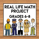 Math Project- Life in the Real World