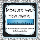 Math Project-  Measurement around the Home US and Metric