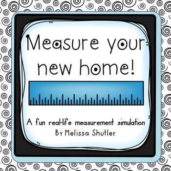 Math Project-  Measurement around the Home (US measurements)