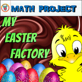 Easter Math Project: My Easter Factory