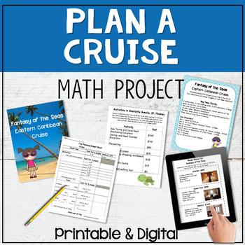 Math Project- Plan a Cruise