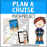 Math Project- Plan a Cruise