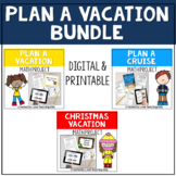 Math Project - Plan a Vacation Bundle