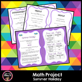 Summer Holiday Math Project